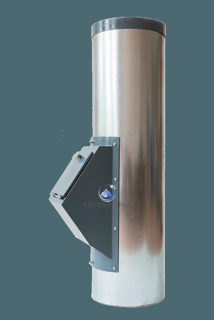 Модульная секция ствола мусоропровода МСМ-СМК, МСМ-СМ, МСМ-388-СМК, МСМ-388-СМ